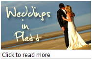 Weddings in Plett
